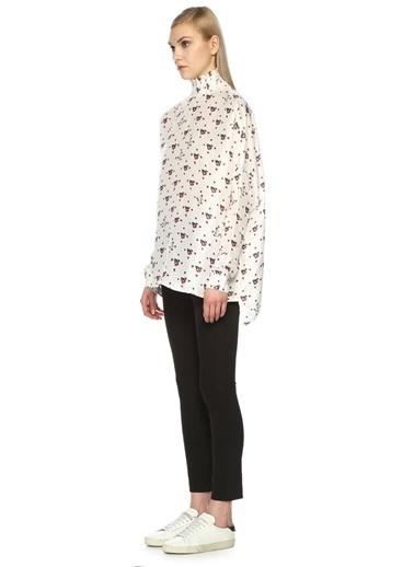 Fete Imperiale Bluz Pembe